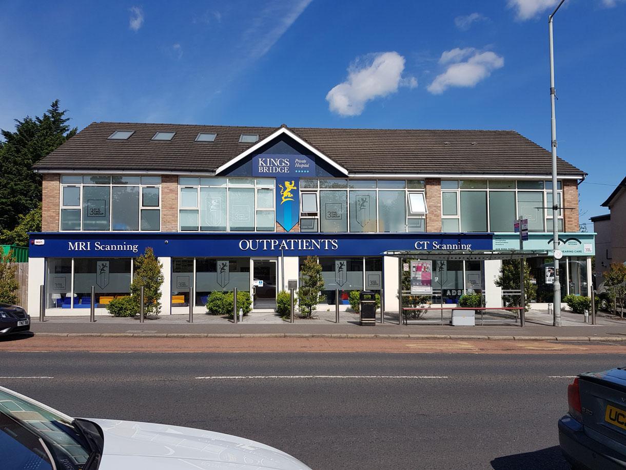 Kingsbridge Private Hospital, Belfast